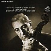 Walton: Cello Concerto - Bloch: Schelomo by Various Artists