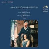 Anna Moffo sings Canteloube: Songs of the Auvergne; Villa-Lobos: Bachianas Brasileiras No. 5; Rachmaninoff: Vocalise by Anna Moffo