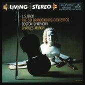 Bach: Brandenburg Concertos Nos. 1-6, BWV 1046-1051 by Charles Munch