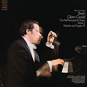 Bach: The Well-Tempered Clavier, Book II, Preludes & Fugues Nos. 1-8, BWV 870-877 - Gould Remastered by Glenn Gould