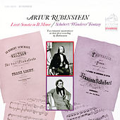 Liszt: Piano Sonata in B Minor, S. 178 - Schubert: Fantasy in C Major, D. 760
