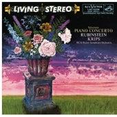 Schumann: Piano Concerto in A Minor, Op. 54 by Arthur Rubinstein