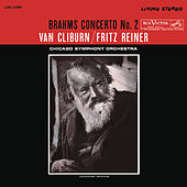 Brahms: Piano Concerto No. 2 in B-Flat Major, Op. 83 by Van Cliburn