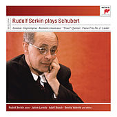Rudolf Serkin Plays Schubert by Various Artists