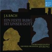 Bach: Ein feste Burg ist unser Gott by Christoph Spering