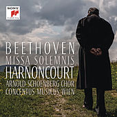 Beethoven: Missa Solemnis in D Major, Op. 123/IV. Sanctus/Sanctus by Nikolaus Harnoncourt