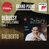 Debussy: Images, Préludes - Dalberto by Michel Dalberto