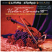 Tchaikovsky: Violin Concerto in D Major, Op. 35, TH 59 by Henryk Szeryng