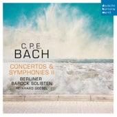 C.P.E. Bach: Concertos & Symphonies II by Berliner Barock Solisten