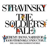 Stravinsky: The Soldier's Tale by Various Artists