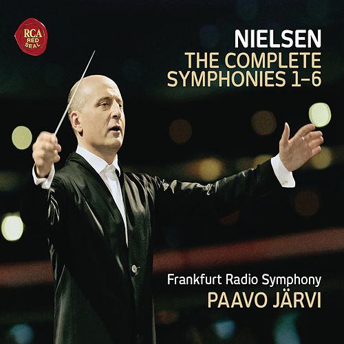 Nielsen: The Complete Symphonies 1-6 by Paavo Jarvi
