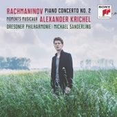 Rachmaninoff: Piano Concerto No. 2 & Moments Musicaux by Alexander Krichel
