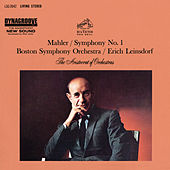 Mahler: Symphony No. 1 in D Major by Erich Leinsdorf