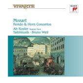 Mozart: Rondo & Horn Concertos by Various Artists