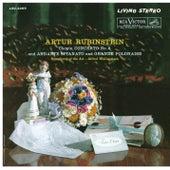 Chopin: Piano Concerto No. 2 in F Minor, Op. 21 & Andante spianato and Grande Polonaise in E-Flat Major, Op. 22 by Arthur Rubinstein