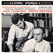 Schumann: Piano Concerto in A Minor, Op. 54 by Van Cliburn