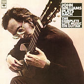John Williams Plays Bach: The Complete Lute Music on Guitar by John Williams
