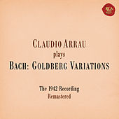 Bach: Goldberg Variations, BWV 988 (Remastered) by Claudio Arrau