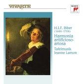 Biber: Harmonia artificioso-ariosa by Tafelmusik