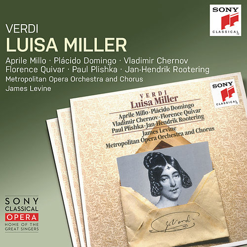 Verdi: Luisa Miller by James Levine