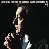 Brahms: Symphony No. 4 in E Minor, Op. 98 by New York Philharmonic