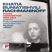Rachmaninoff: Piano Concerto No. 2 in C Minor, Op. 18 & Piano Concerto No. 3 in D Minor, Op. 30 by Khatia Buniatishvili