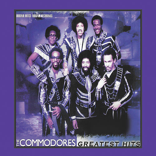 Greatest Hits by The Commodores