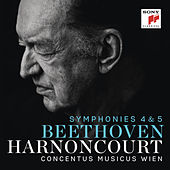 Beethoven: Symphonies Nos. 4 & 5 by Nikolaus Harnoncourt