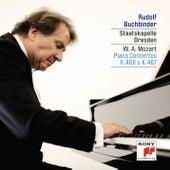 Mozart: Piano Concertos, K. 466 & 467 by Rudolf Buchbinder