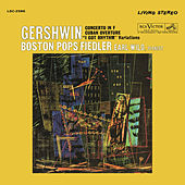 Gershwin: Concerto in F, Variations on