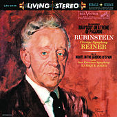 Rachmaninoff: Rhapsody on a Theme of Paganini, Op. 43 - de Falla: Nights in the Gardens of Spain by Arthur Rubinstein