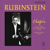 Chopin: Piano Sonata No. 2 in B-Flat Minor, Op. 35 & No. 3 in B Minor, Op. 58 by Arthur Rubinstein