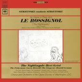Stravinsky: The Nightingale by Igor Stravinsky