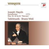 Haydn: Symphonies Nos. 41-43 by Tafelmusik