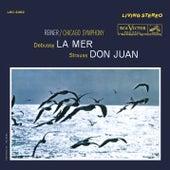 Debussy: La Mer, L. 109 - Strauss: Don Juan, Op. 20 by Fritz Reiner