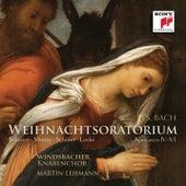 Bach: Weihnachtsoratorium, Kantaten 4-6 by Martin Lehmann