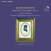 Mozart: Piano Concerto No. 17 in G Major, K. 453 - Schubert: Impromptu No. 3 in G-Flat Major & Impromptu No. 4 in A-Flat Major, D. 899 by Arthur Rubinstein