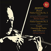Mozart: Violin Concertos No. 4  in D Major, K. 218 & No. 5 in A Major, K. 219