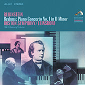 Brahms: Piano Concerto No. 1 in D Minor, Op. 15 by Arthur Rubinstein