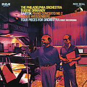 Bartók:  Piano Concerto No.2 & Four Pieces for Orchestra, Op. 12 by Various Artists