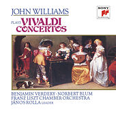 John Williams Plays Vivaldi Concertos by The Franz Liszt Chamber Orchestra (Budapest)