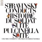 Stravinsky: Pulcinella Suite, Scherzo fantastique, Fireworks & Scherzo à la russe von Igor Stravinsky