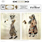 Stravinsky: The Firebird by Igor Stravinsky