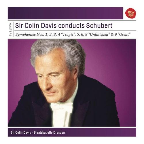 Sir Colin Davis Conducts Schubert by Sir Colin Davis