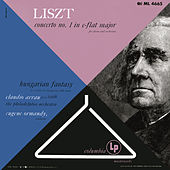 Liszt: Piano Concerto No. 1 & Fantasy on Hungarian Themes von Philadelphia Orchestra