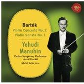 Bartók: Violin Concerto No. 2 & Violin Sonata No. 1 by Various Artists