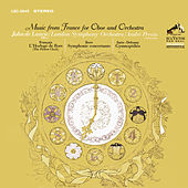 Music from France for Oboe and Orchestra by Various Artists
