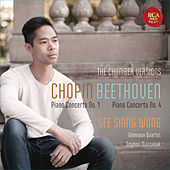 Chopin: Piano Concerto No. 1 & Beethoven: Piano Concerto No. 4 (Chamber Music Versions) von See Siang Wong