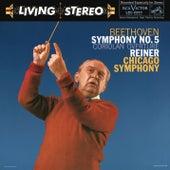 Beethoven: Symphony No. 5 in C Minor, Op. 67 & Coriolan Overture, Op. 62 by Fritz Reiner