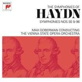 Haydn: Symphonies Nos. 92 & 96 by Max Goberman